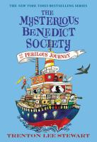 Cover image for The mysterious Benedict Society and the perilous journey