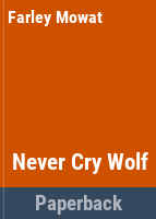 Cover image for Never cry wolf