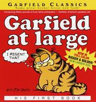 Cover image for Garfield at large