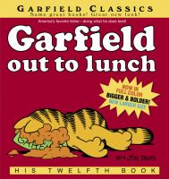Cover image for Garfield out to lunch