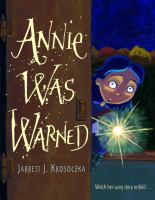 Cover image for Annie was warned