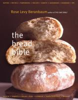 Cover image for The bread bible