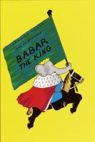 Cover image for Babar the king