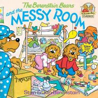 Cover image for The Berenstain Bears and the messy room