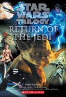 Cover image for Star wars. Episode VI, Return of the Jedi