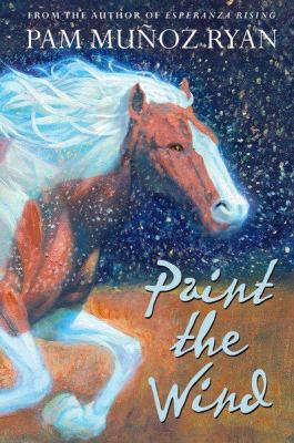 Cover image for Paint the wind