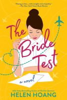 Cover image for The bride test : a novel