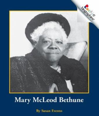 Cover image for Mary McLeod Bethune