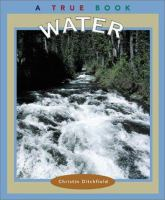 Cover image for Water : a true book