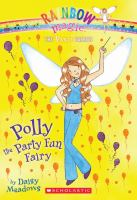 Cover image for Polly the party fun fairy