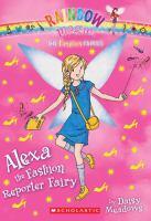 Cover image for Alexa the fashion reporter fairy