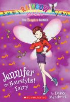Cover image for Jennifer the hairstylist fairy