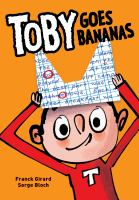 Cover image for Toby goes bananas