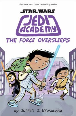 Cover image for The force oversleeps