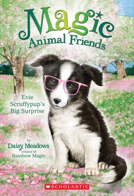 Cover image for Evie Scruffypup's big surprise