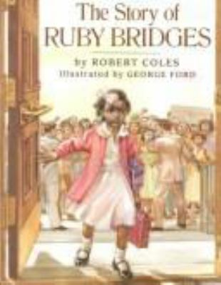 Cover image for The story of Ruby Bridges