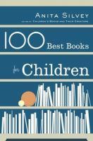 Cover image for 100 best books for children