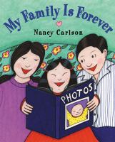 Cover image for My family is forever