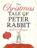 Cover image for The Christmas tale of Peter Rabbit