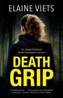 Cover image for Death grip