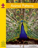 Cover image for Animal patterns