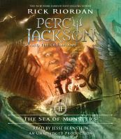 Cover image for The sea of monsters