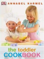 Cover image for The toddler cookbook