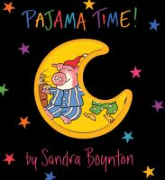 Cover image for Pajama time!