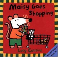 Cover image for Maisy goes shopping