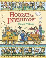 Cover image for Hooray for inventors!