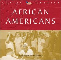 Cover image for African Americans