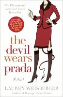 Cover image for The Devil wears Prada