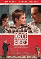 Cover image for Extremely loud & incredibly close