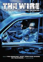 Cover image for The wire. The complete third season