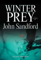 Cover image for Winter prey