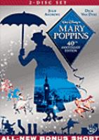 Cover image for Mary Poppins