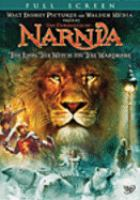 Cover image for The chronicles of Narnia. The lion, the witch and the wardrobe