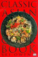 Cover image for The classic Asian cookbook