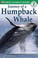 Cover image for Journey of a humpback whale
