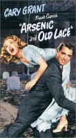Cover image for Frank Capra's Arsenic and old lace
