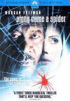 Cover image for Along came a spider