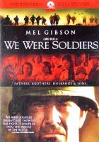 Cover image for We were soldiers.