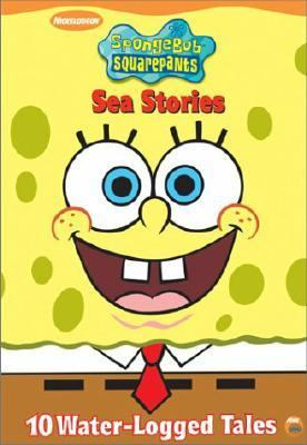 Cover image for SpongeBob SquarePants. Sea stories