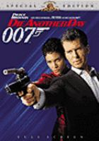 Cover image for Die another day.