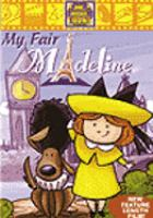 Cover image for My fair Madeline