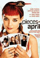 Cover image for Pieces of April