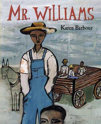 Cover image for Mr. Williams