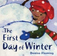 Cover image for The first day of winter