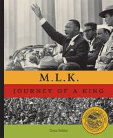 Cover image for M.L.K. : journey of a King