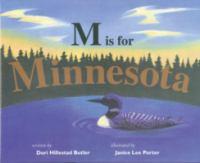 Cover image for M is for Minnesota